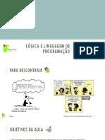 LLP - 01 - Introdução