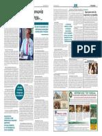 Συνέντευξη του υποψηφίου δημάρχου Μεγαλόπολης Κώστα Μιχόπουλου στα Νέα της Μεγαλόπολης - Ιανουάριος 2019