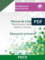 Pnce Programa Nacional de Convivencia Escolar