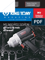 King Tony Magazine