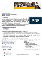 Licence Philosophie Program Lphi1 210