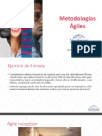 Metodologías Ágiles - New Horizons