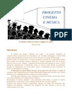 Progetto Cinema e Musica