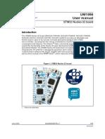 Nucleo-32 User Manual