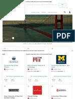 6 Instituciones en Estados Unidos _ Ofrecen Cursos de Arquitectura Naval en El Campus