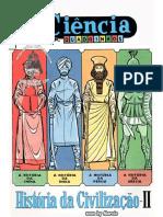 CIENCIA EM QUADRINHOS 12 - História da Civilização II.pdf