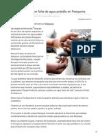 03-02-2019 - Resuelve Sedesson Falta de Agua Potable en Pesqueira - Canalsonora.com