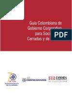 Guia Colombiana de Gobierno Corporativo en sociedades de familia