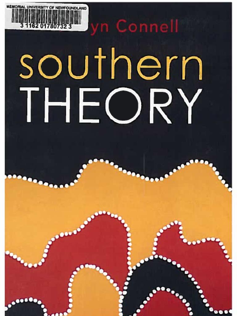 Raewyn W Connell] Southern Theory Social Scienc b ok