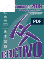 Instructivo Convocatoria Comipems 2019