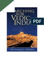 Searching for Vedic India - Devamrita Swami.pdf