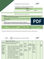 Planeación Didáctica-2018-1 NET 3 UNIDAD 2 Elc