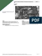 Sensor Da Pressão Do Coletor de Admissão - Descrição Dos Componentes