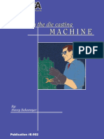 Operating the DC Machine NADCA 902 | Casting (Metalworking