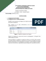 Práctica 05 Introducción a BDE Con PostGIS