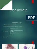 Toxoplasmosisa