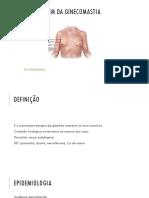 Dra. Paula Pestana - Ginecomastia