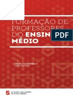 BRASIL - Formação Prof Ensino Medio