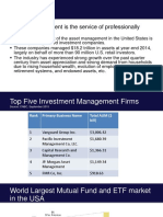 Capital Investment Management