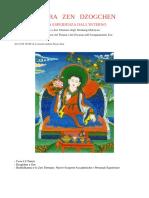 Tantra Zen Dzogchen