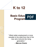 K-to-12-PPt