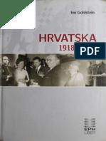 Hrvatska 1918-2008_ - Ivo Goldstein