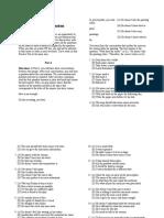 TOEFL Itp Practice Test b