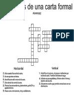 Cricogramas Parte de La Carta