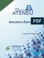Curso de Extensão E-book - Inteligência Emocional