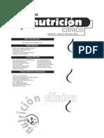 Revista nutrición