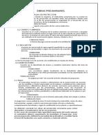 Especificaciones Tecnicas de Aula de Instituto de Santiago de Maria