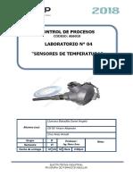 Laboratorio 04 Sensores de Temperatura.docx