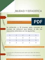 EjerciciO_Distribuciones de Frecuencias y Gráficas