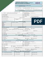 Formulario de Inscripción PN y PJ
