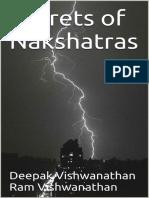 Secrets of Nakshatras
