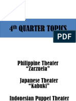 4th Quarter Topics Copy