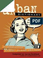 Urban Dictionary M'o Ridonkulous Street Slang Defined -  GIRIAS EM INGLES DIRETO DO SITE URBAN DICTIONARY