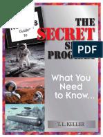The Secret Space Program . T.L.keller2017