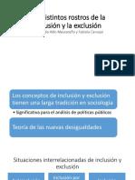 Presentacion Inclusion y Exclusion