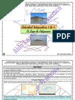 Actividad Integradora 4 de 6 - El Lago de Pátzcuaro - Módulo 15 - Prepa en línea - SEP - G-12