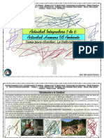 Actividad Integradora 5 de 6 - Actividad Humana VS Ambiente - Prepa en líena - SEP - G-12