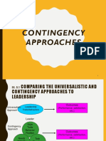 Contengency Approaches.ppt