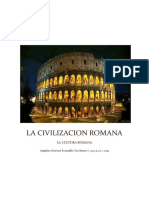 Civilisacion Romana(Tarea)