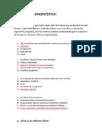 ADA #0 (Actividad diagnostica)