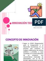 Innovacion Tecnologica Diapos Parte 2