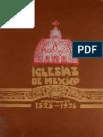 iglesias de México. Vol. VI