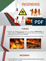 Clase 9. Incendios