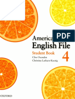 AEF 4 Student Book