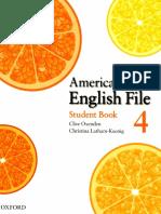 AEF 4 Student Book