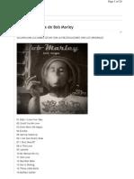 Bob Marley Vol 3